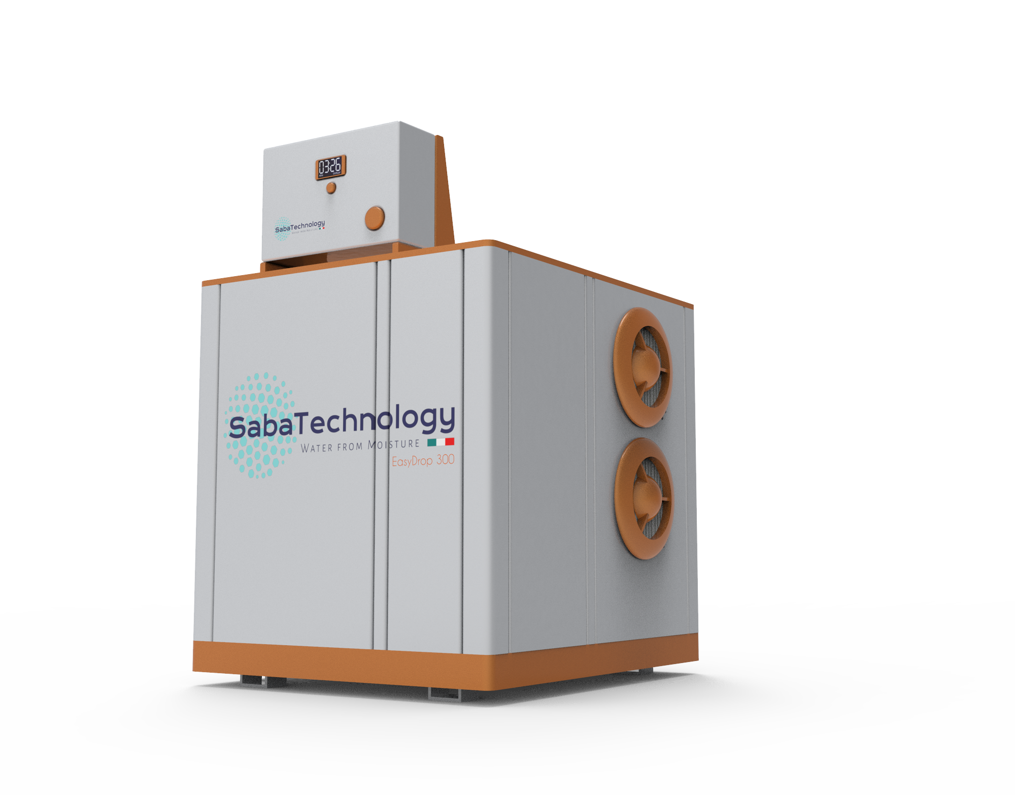 Easy Drop 300 - Saba Technology - Water From Moisture